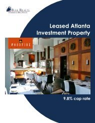 Leased Atlanta Investment Property - Bull Realty
