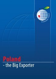 Polish Brands Famous in the World (selection) - Economic Forum