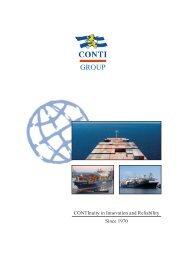 Info englisch 2006.qxp - Conti-Shipping