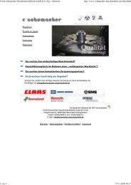 Firma Schumacher Maschinenteilefabrik GmbH & Co Kg > Startseite