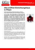 kika eröffnet Einrichtungshaus in Pilsen - Page 2