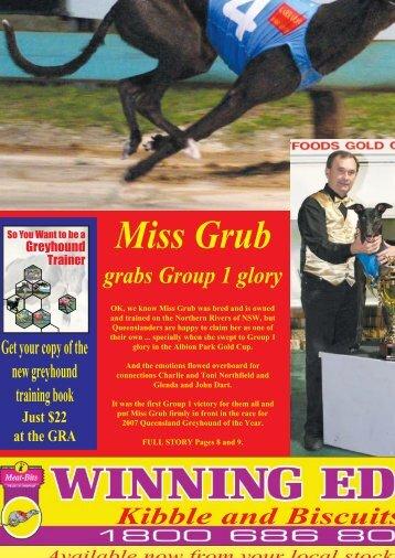 July'07 - Greyhounds Queensland
