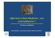 Presentazione Dott.ssa Rinnenburger - Policlinico di Modena