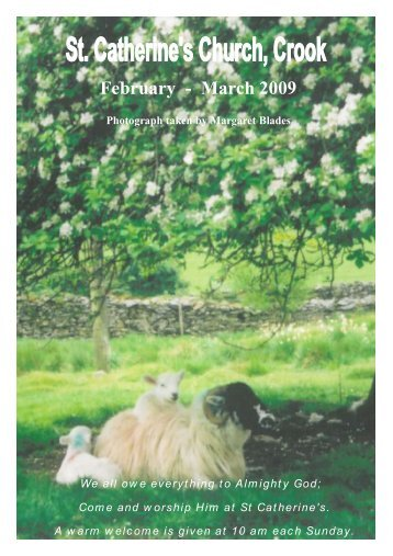 Crook Magazine 2009 02-03.pdf - The Parish of Crosthwaite and Lyth