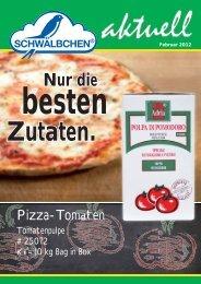 Nur die - SCHWÄLBCHEN Frischdienst GmbH