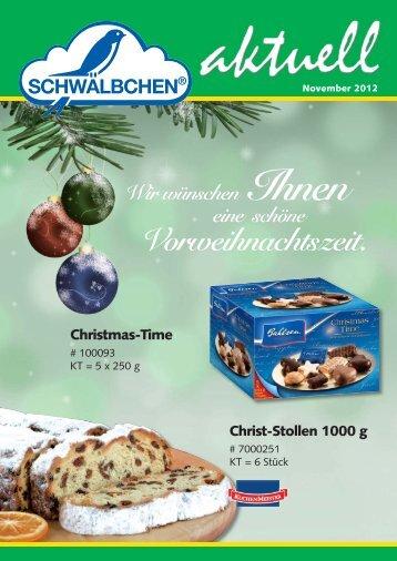 Tiefkühlkost - SCHWÄLBCHEN Frischdienst GmbH