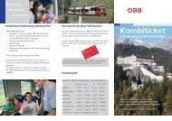 Kombiticket - Salzburgs Burgen und Schlösser