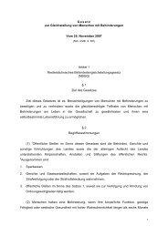 NBGG - Behindertenbeauftragter des Landes Niedersachsen ...