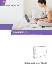 Setup and User Guide - Marcom Telecoms Home page