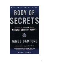 BODY OF SECRETS - End Time Deception