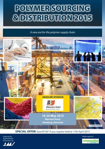 Polymer Sourcing 2015 programme