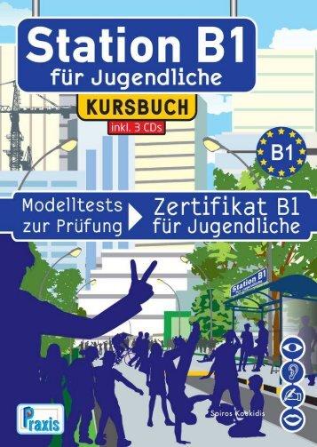 Station B1 Jugendliche - Kursbuch.pdf - Praxis