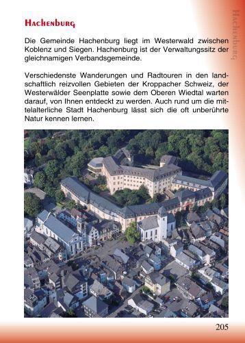 Hachenburg magazine Burg hachenburg