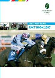 HRI Fact Book 2007 - Horse Racing Ireland