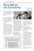Sprog, erfaring og kemi gav job - Djøf - Page 5