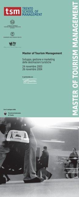 1° edizione 2003/2004 - TSM