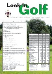 Look in Golf 4/2011