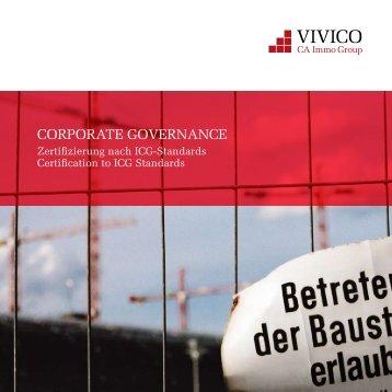 Handbuch ICG-Zertifizierung - CA Immo Deutschland