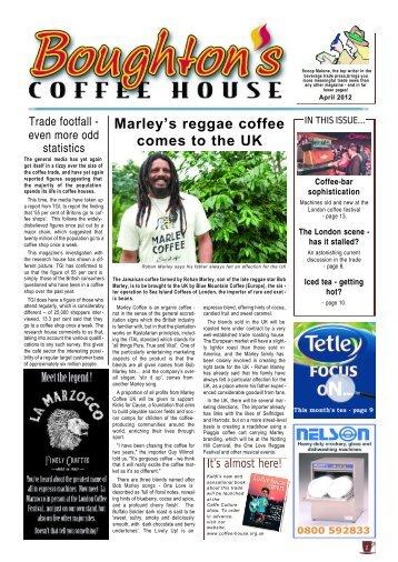 Trade Footfall - Boughton's Coffee House