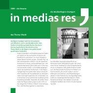 in medias res - six5.marktplatz-region-stuttgart.de - Region Stuttgart