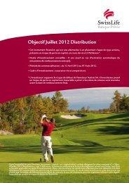 Mécanisme d' « Objectif Juillet 2012 Distribution - Kelplacement.com