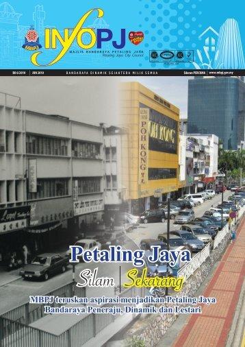 Sekarang Silam - Majlis Bandaraya Petaling Jaya Aduan Online