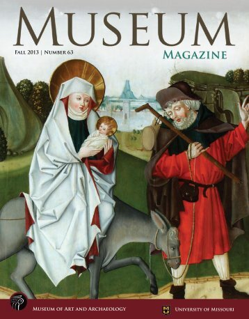 New Issue! Museum Magazine - Museum of Art and Archaeology