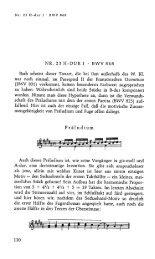 - BWV 868 NR. 23 H-DUR I Bach scheint dieser ... - Hermann Keller