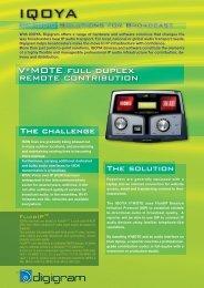 Manual - Broadcast Bionics