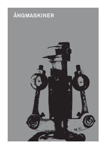 Ångmaskiner (fördjupning) - Tekniska museet