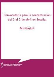 Convocatoria para la concentración del 2 al 3 de abril en Seseña ...