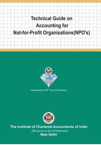 Technical Guide on Accounting for Not-for-Profit ... - CAalley.com