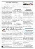 Folge 1.indd - Gemeinde Bad Schallerbach - Page 6