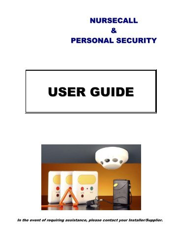 USER GUIDE - Alarm Radio Monitoring Ltd