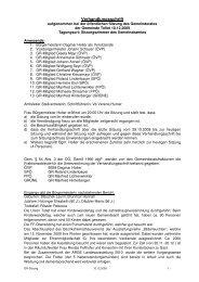 GR-Sitzung 10.12.2009 (142 KB) - .PDF - Tollet