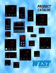 West Catalog - Instrumentation Central