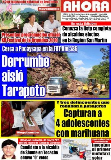 San Martín - Diario Ahora