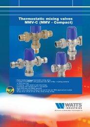 MMV - Compact - Watts Industries