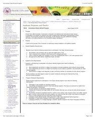 International Study Abroad Program