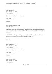 MYSTARA MESSAGE BOARD (AOL) Folder 5 - 24th Oct 1996 to 3rd ...