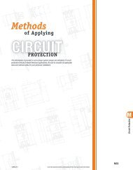 Methods of Applying Circuit Protection - E-Catalog - Sprecher + Schuh