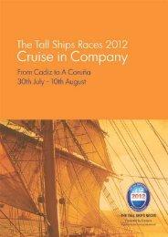 Spain CiC ports - Sail Training International