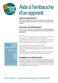 DES AVANTAGES POUR VOUS UNE CHANCE POUR EUX - Page 3