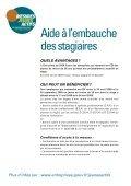 DES AVANTAGES POUR VOUS UNE CHANCE POUR EUX - Page 5