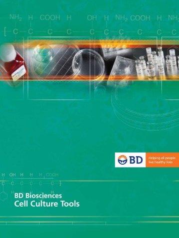 BD Biosciences - Cell Culture Tools