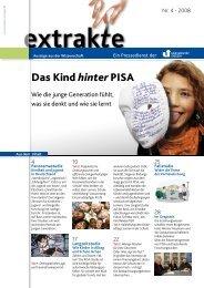 Das Kind hinter PISA - Arbeitsgruppe Primarstufe - Universität Siegen