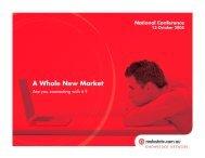 A Whole New Market - Realestate.com.au