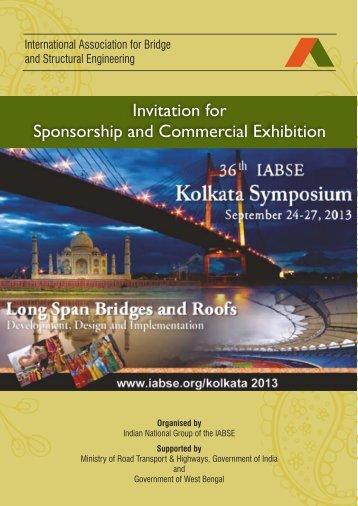 Sponsorship Brochure - International Association for Bridge and ...