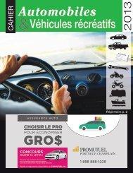 Cahier Autos - Les Impressions Borgia