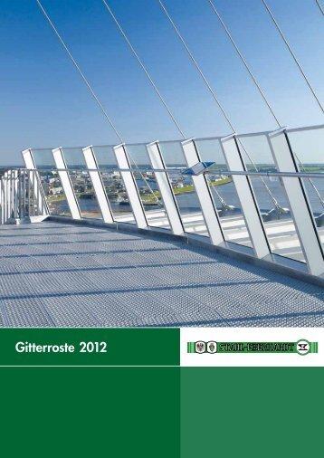 Gitterroste 2012 - Stahl-Eberhardt